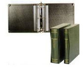 Scott Small Green Specialty 3-Ring Binder