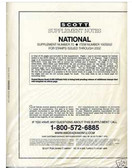 Scott National Album Supplement, 2002 #70