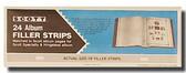 Filler Strips for 2-Square Post Specialty Binder