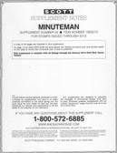 Scott Minuteman Album Supplement, 2013 #45
