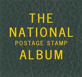 Scott National Album Binder Label