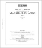 Scott Marshall Islands Album Pages, Part 1  (1897 - 1994)
