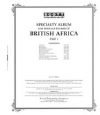 Scott British Africa Album Pages, Part 1 (A - E)