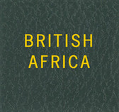 Scott British Africa Specialty Album Label