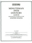 Scott Minuteman Album Pages - 1847 - 1899