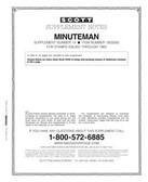 Scott Minuteman Album Pages - 1900 - 1999