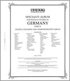Scott Germany Album Pages, 1849 - 1920