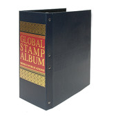 "Minkus 4"" Global  Binder"