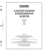 Scott US Possessions Album Pages (1851 - 1878), 72 pages