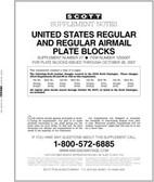 Scott US Regular Plate Blocks Supplement, No. 32 (2013)