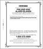 Scott Finland & Aland Islands  Album Pages, Part 1 (1856 - 1995)
