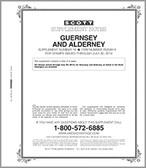 2014 Scott Guernsey and Alderney Album Supplement No. 16