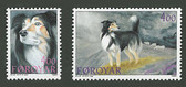 Faroe Islands, Scott Cat Nos. 266 - 267 (Set), MNH