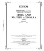 Scott Spain & Spanish Andorra  Album Pages, Part 1  (1850 - 1960)