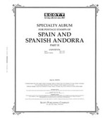 Scott Spain & Spanish Andorra  Album Pages, Part 2 (1961 - 1977)