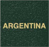 Scott Argentina Specialty Binder Label