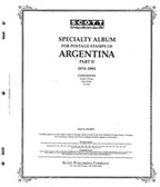 Scott Argentina Album Pages, Part 2 (1975 - 1993)