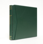 Scott Small Green Specialty 3-Ring Binder & Slipcase Set