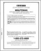 Scott Minuteman Album Supplement, 2015,  #47