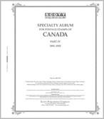 Scott Canada Album Pages, Part 4 (1991 - 1995)