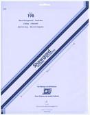 198 x 264 mm Showgard Mount  (SG198  B/C)