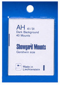 Showgard 41 x 31 mm Pre-Cut Mounts