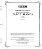 Scott Faroe Islands Album Pages - Part 1 (1919 - 1995)