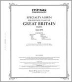Scott Great Britain Album Pages Part I (1840 - 1973)