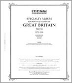 Scott Great Britain Album Pages Part II (1974 - 1996)