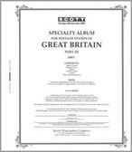 Scott Great Britain Album Pages Part III (1997 - 2003)