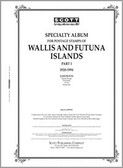 Scott Wallis and Futuna Islands Stamp Album, Part 1 (1920 - 1994)