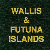 Scott Wallis and Futuna Islands Specialty Binder Label