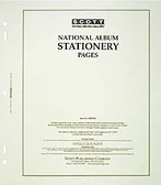 Scott U.S. Postal Stationery Album Part, Part 1 (1853 - 1999)