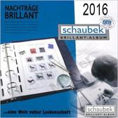 2016 Schaubek Scott National Album Supplement