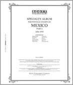 Scott Mexico Album Pages Part 1 (1856 - 1978)