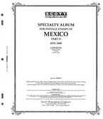 Scott Mexico Album Pages Part 2 (1979 - 1999)