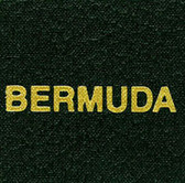 Scott Bermuda Specialty Binder Label