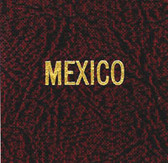 Minkus Mexico Binder Label