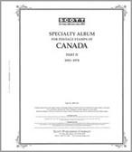 Scott Canada Album Pages, Part 2 (1953 - 1978)