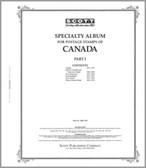 Scott Canada Album Pages, Part 1 (1851 - 1952)