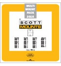 2016  Scott Mount Kit for Stamps issued in 2016