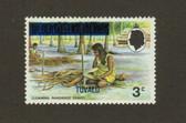 Tuvalu, Scott Catalogue No. 0003, MNH