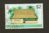 Tuvalu, Scott Catalogue No. 0036, Used