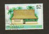 Tuvalu, Scott Catalogue No. 0036, Used