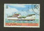 Tuvalu, Scott Catalogue No. 0037, Used