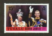 Tuvalu, Scott Catalogue No. 0043, MNH