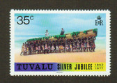 Tuvalu, Scott Catalogue No. 0044, MNH