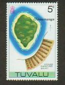 Tuvalu, Scott Catalogue No. 0061, MNH
