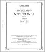 Scott Netherlands Album Pages, Part 1 (1852 - 1948)