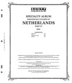Scott Netherlands Album Pages, Part 4 (1991 - 1997)